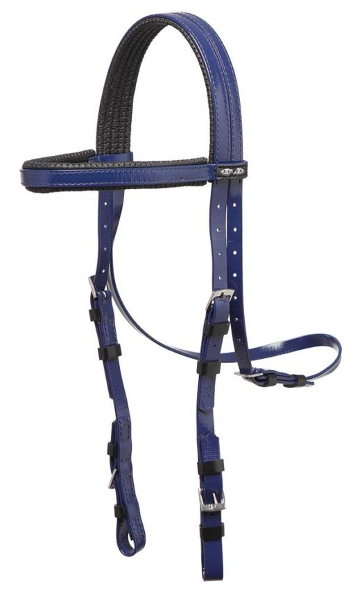 Padded Bridle Head
