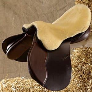 Christ English Sheepskin Seat Cover