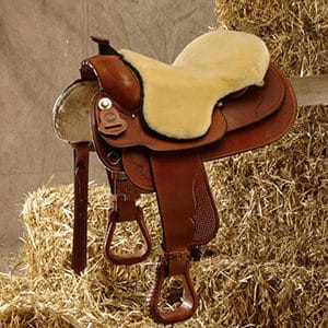 SADDLE SEAT COVERS