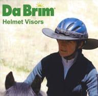 HELMET BRIMS