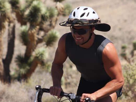 Da Brim Cycling  SPORTY Helmet Brim