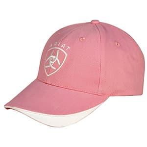 ARIAT PINK CAP