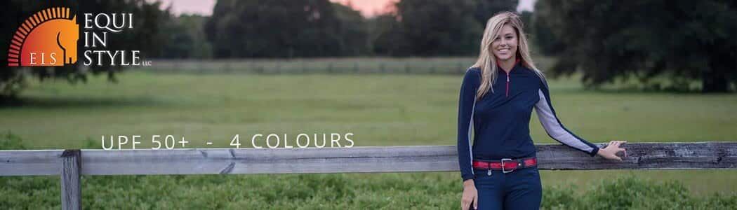 Website Banner - Equi In Style Shirts