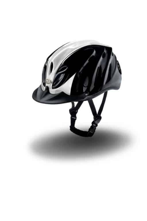 LAS Helmet Anvil – White & Black