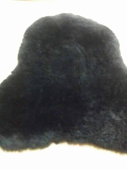 English Wool Seat Cover